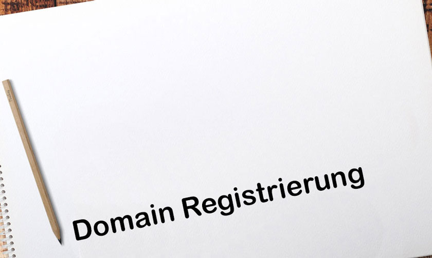 Domain Registrierung