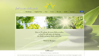 Homepage von Feel Inner Balance in Kretzschau OT Gladitz
